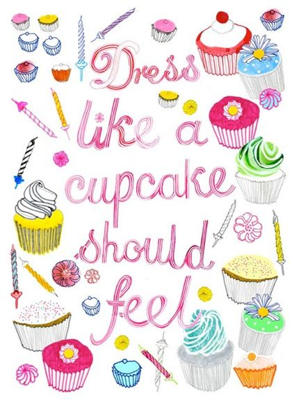 Chic cupcake items to add some cupcake cuteness to your decor! | GlamKaren.com